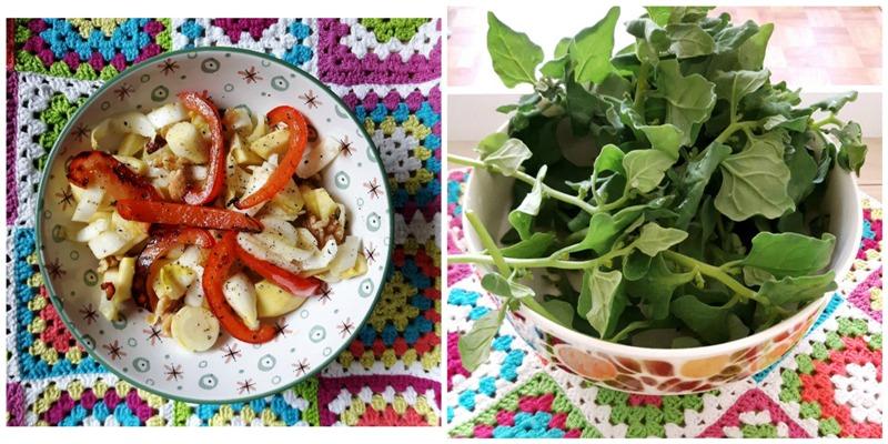 Paleo groenten