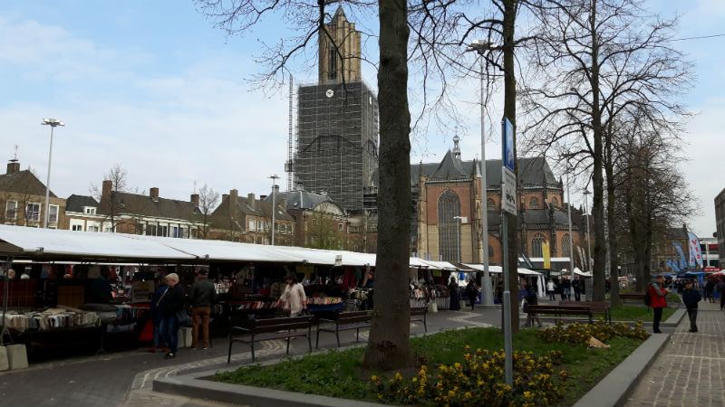 Vrijdagmarkt Arnhem