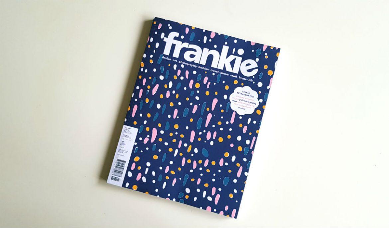 Frankie Magazine Header