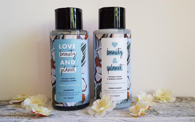 vegan Beauty & Planet Coconut Water & Mimosa Flower