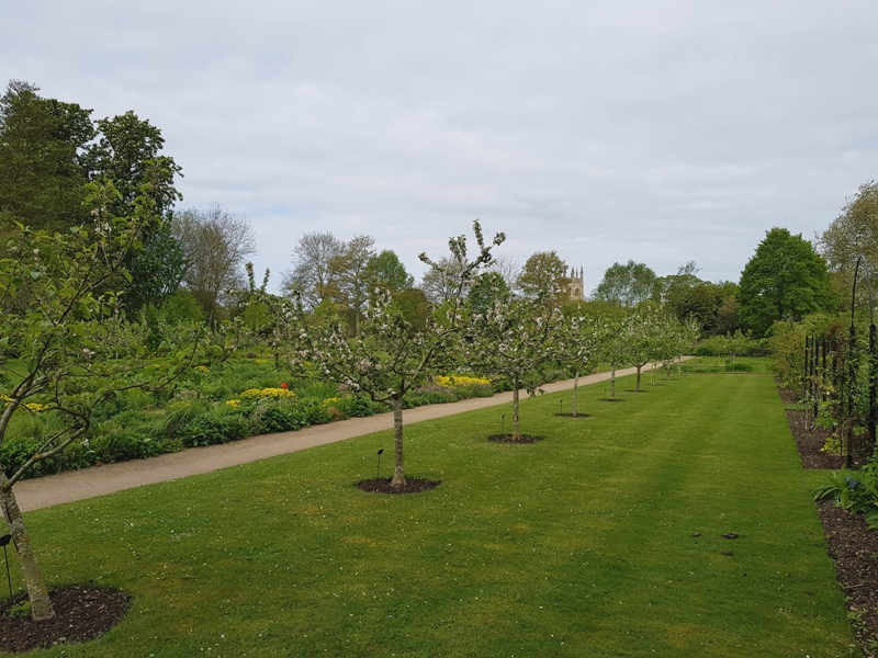 Botanic Garden Oxford