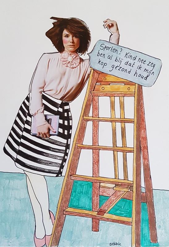 Illustration Selfcare