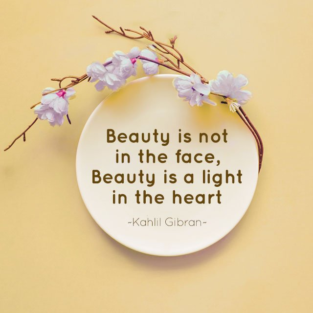 Quote about Beauty