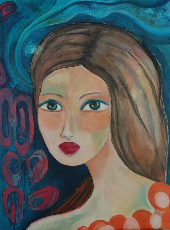 Portrait Remember Me