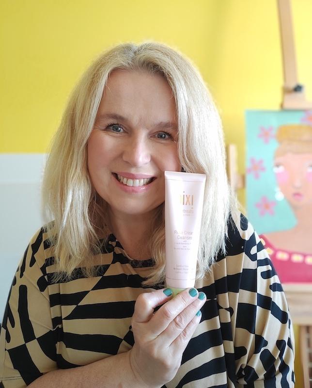 Pixi Rose Cream Cleanser